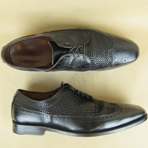 Allen Edmonds Men US 10.5D Boca Raton Oxford Woven